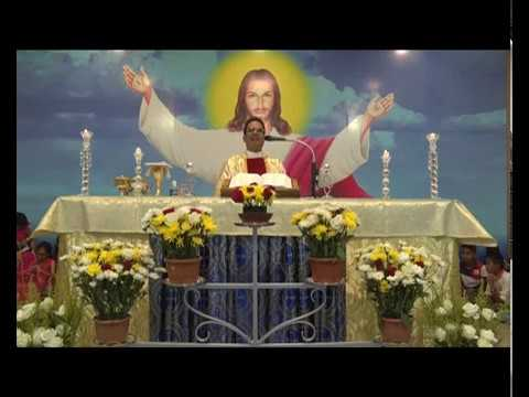 Holy Eucharist (20.04.2019) : Rev.Fr.Jerry Sequeira