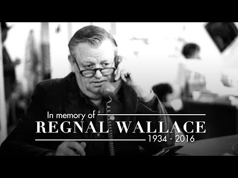 Remembering Regnal Wallace