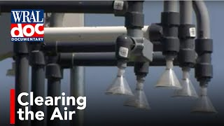 """The Effects of Ozone Pollution - """"Clearing the Air"""" - A WRAL Documentary"""