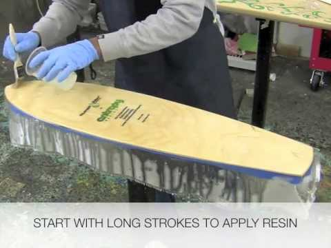 Laminating and Coating Tips using Entropy Resins