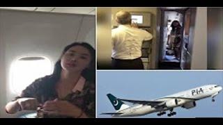 Wanita Ini Tertangkap Basah di Ruang Kokpit Selama Penerbangan