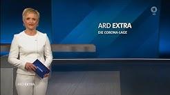 Coronavirus: ARD extra zur aktuellen Lage in Deutschland, 24.3.2020