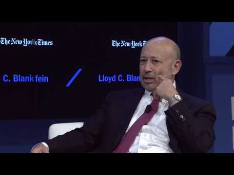 DealBook 2016: The Future of Banking