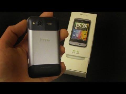 HTC salsa Камера