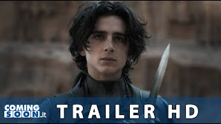Dune (2020): Trailer Italiano dle film con Timothée Chalamet - HD