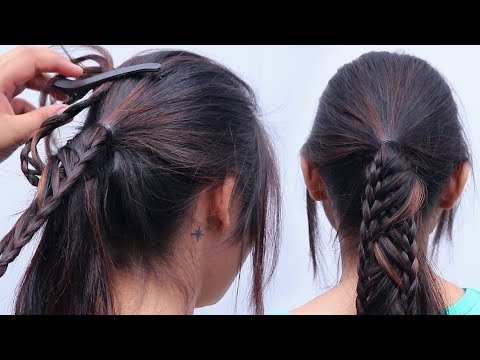 Quick and Easy Hairstyles For Baby Girls With Short Hair | Party Hairstyles