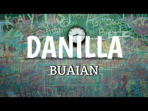 Danilla - Buaian (Lirik) Mp3