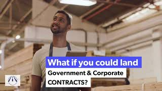How to grow your business by winning BIG contracts