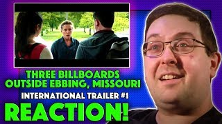 REACTION! Three Billboards Outside Ebbing, Missouri International Trailer #1 - Frances McDormand