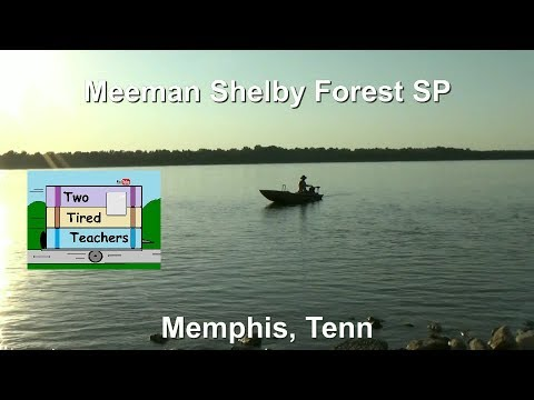 Meeman Shelby Forest State Park on the Mississippi River; Memphis,TN; Memphis Area
