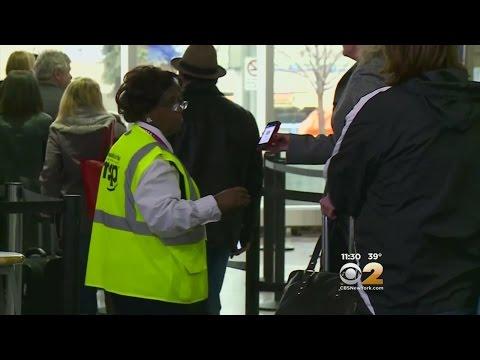 Airport Delays Worsening