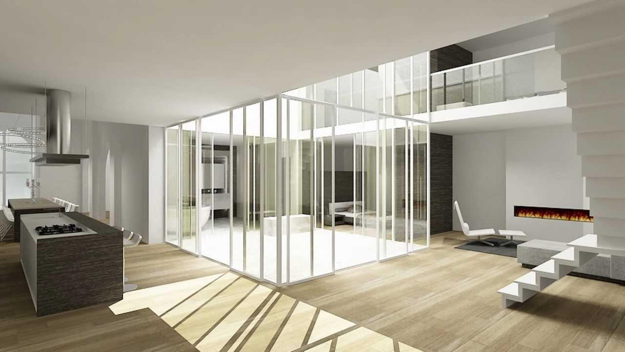 Interieur ideeen woonkamer fotos for - Moderne keuken en woonkamer ...