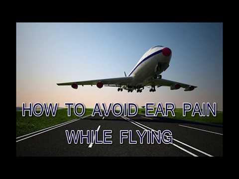 How to Avoid Ear Pain When Flying Avoiding Ear Pain on a Plane RuthEstimarMD.com