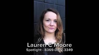 Showreel - Lauren C Moore
