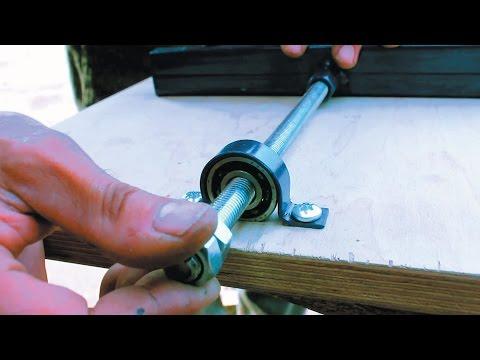 видео: Самодельный фрезерный станок по дереву своими руками Часть 2 homemade milling machine for wood
