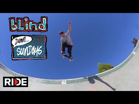 Sam Beckett SD Cement - Blind Damn Sundays