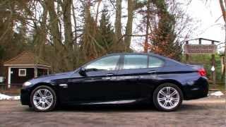 BMW 530d xDrive Limousine (F10) -- Businesslimousine mit M-Sportpaket als Jahreswagen