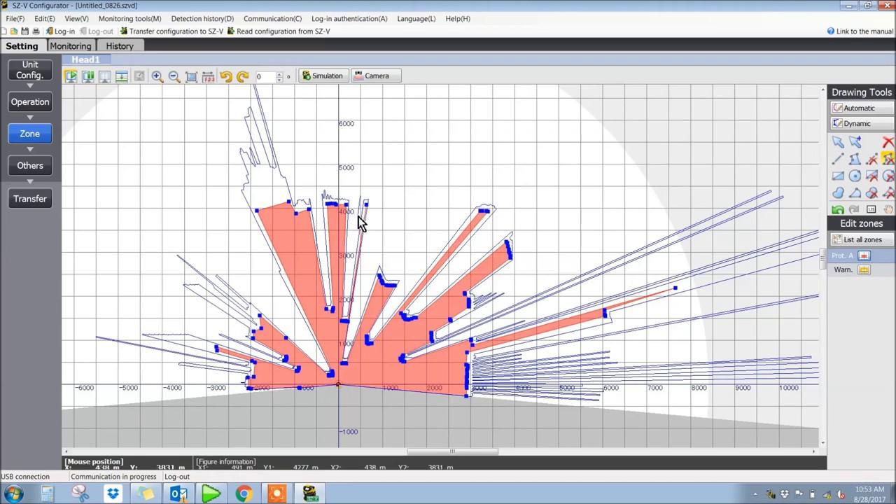 Keyence Sz V Area Scanner Modification Youtube Wiring Diagram
