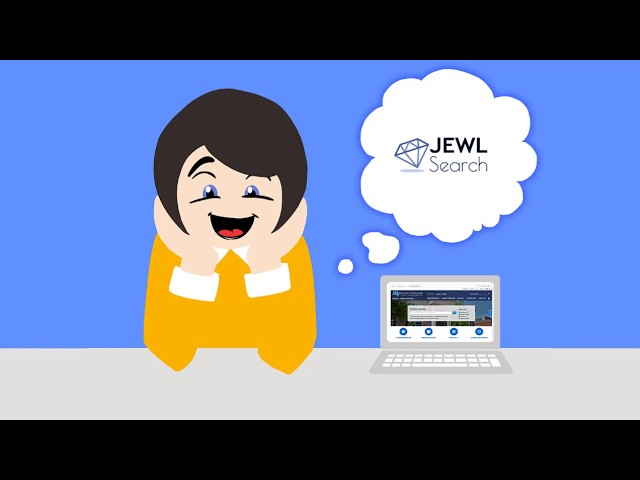 Walker Library JEWL Search: a very short introduction