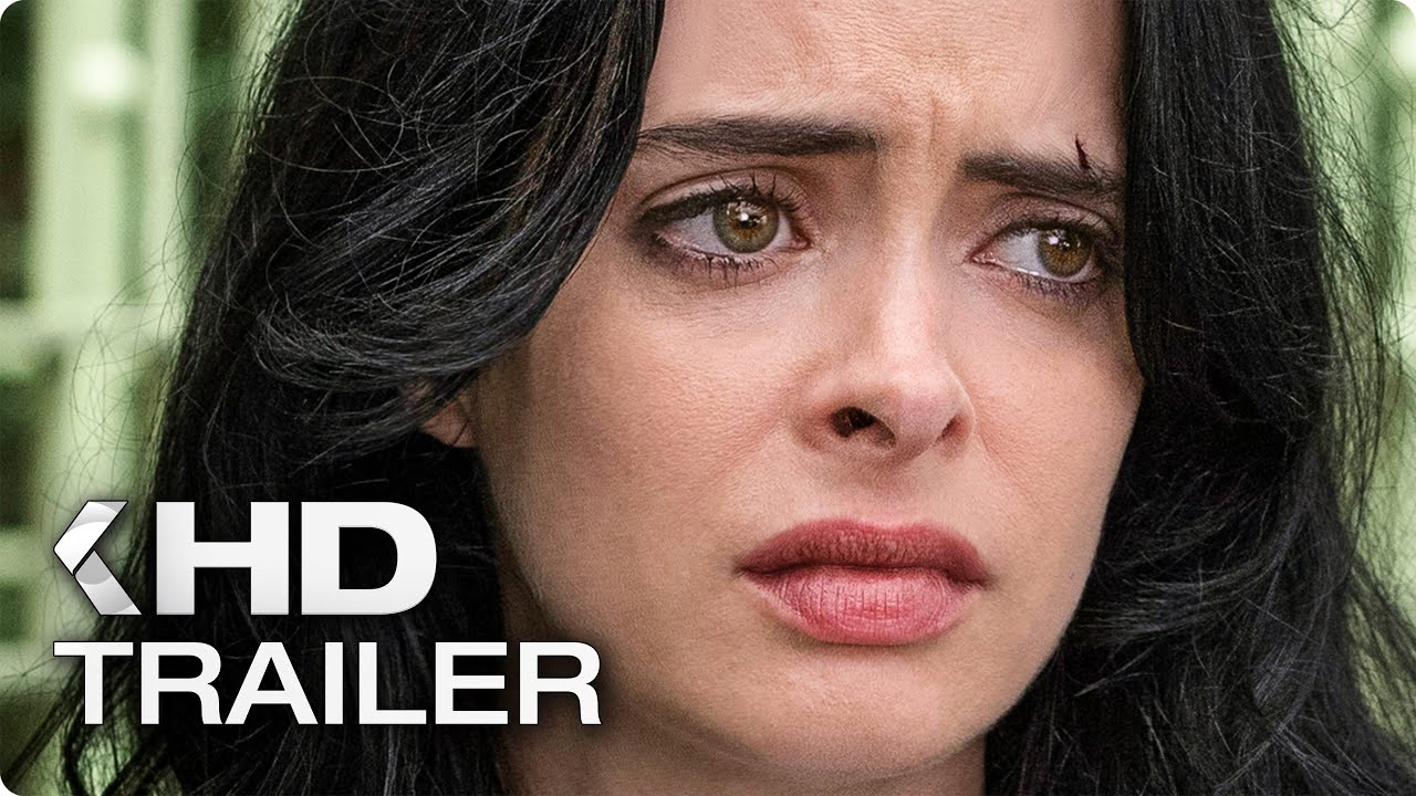 Marvel's JESSICA JONES Season 2 Trailer 2 (2018) Netflix