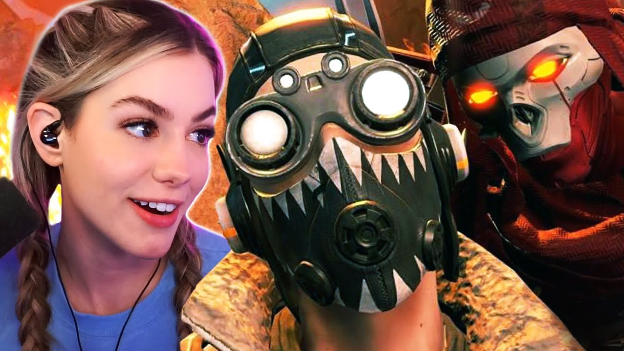 Apex Legends Is a Horror Game