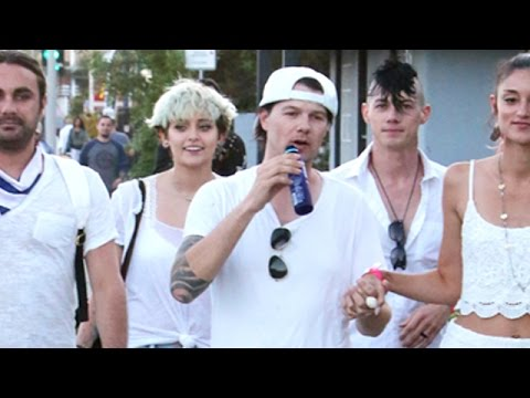 Paris Jackson And Friends Drop By The Bootsy Bellows Party