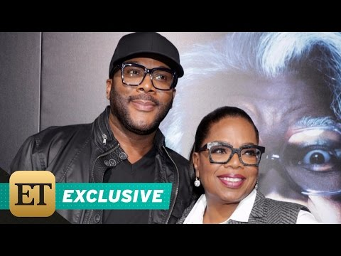 EXCLUSIVE: Oprah Winfrey Raves About Tyler Perry's 'Boo! A Madea Halloween' at Premiere