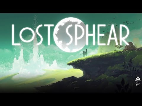 LOST SPHEAR Youtube Video