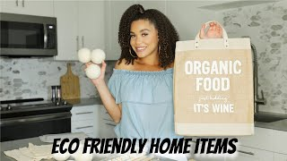 Eco Friendly Home Items | Lyasia in the City