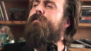 Iron And Wine: NPR Music Tiny Desk Concert: YouTube Videos
