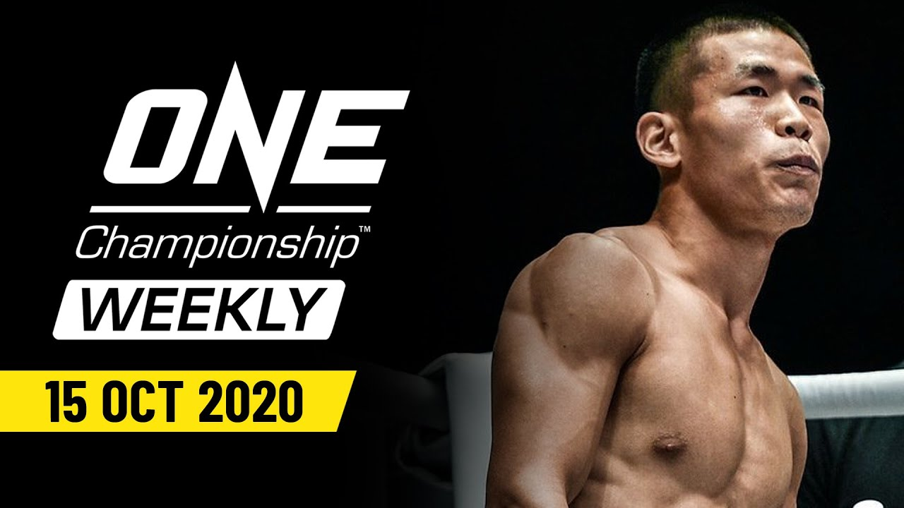 ONE Championship Weekly | 15 October 2020