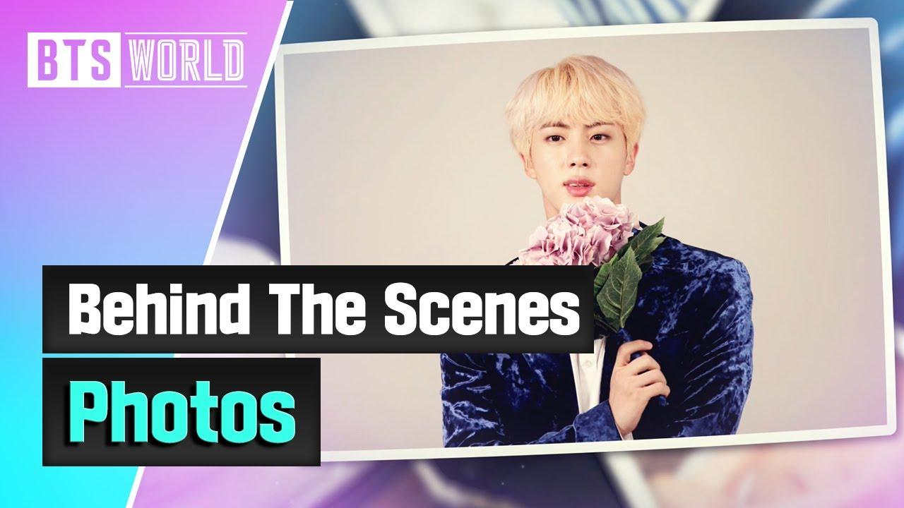 [BTS WORLD] BTS Set Behind the Scenes Photos