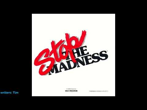 Various Artists ~ Stop The Madness {full maxi single}