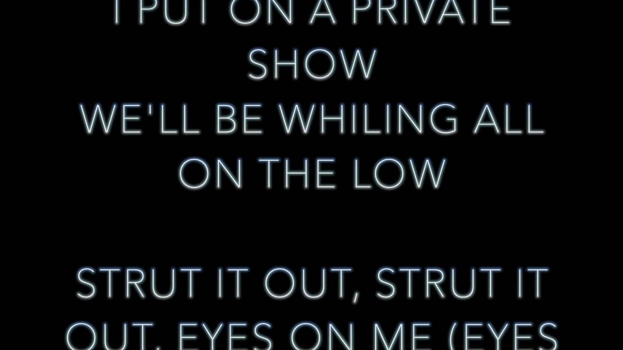 Britney spears private show hd song lyrics youtube britney spears private show hd song lyrics stopboris Choice Image