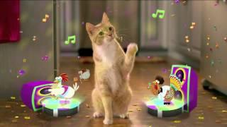 Party Mix™ Crunch Original Cat Treats - Friskies® Commercial