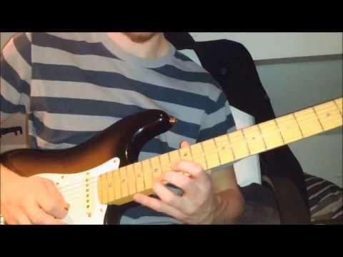 Greeeen - Kiseki Cover Guitar Melody Cover