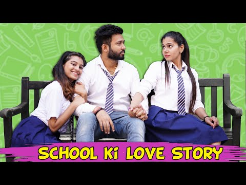 School Life | Love Story | BakLol Video