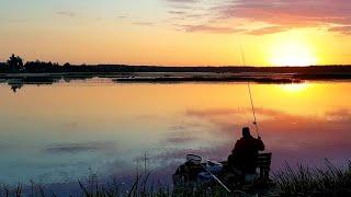 Удочка и Поплавок это Кайф Рыбалка с Ночевкой на Чигиринском Водохранилище Лещ на Поплавок
