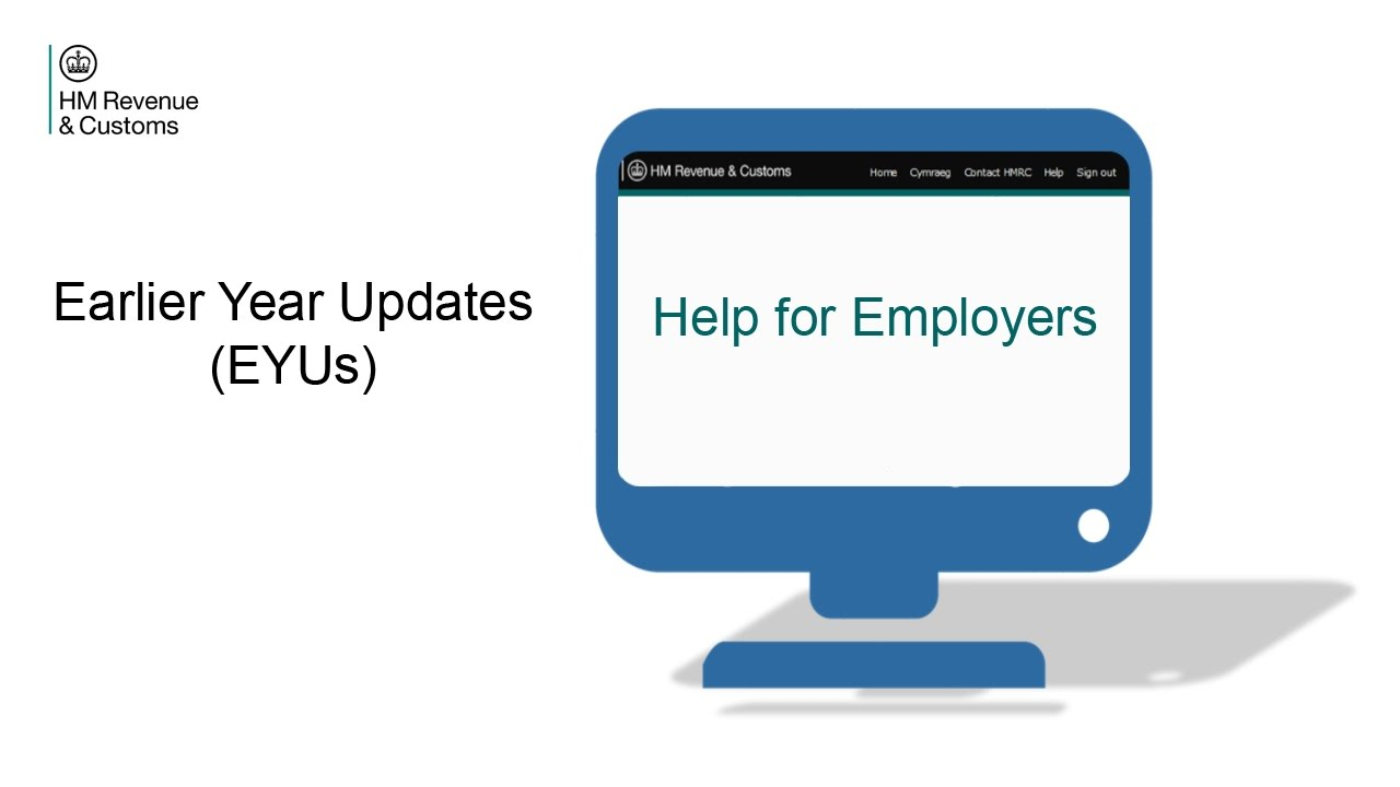 65c849d28 Help for Employers  Earlier Year Updates - YouTube