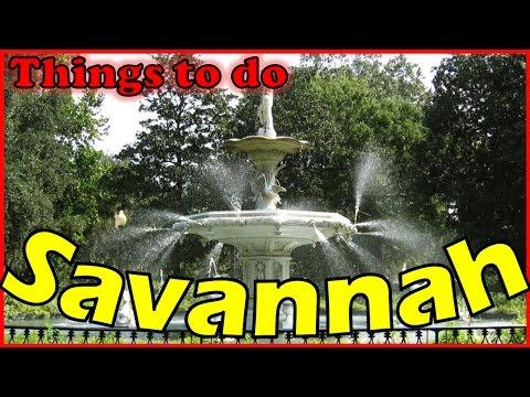 Visit Savannah, Georgia, U.S.A.: Things to do in Savannah - The Hostess City of the South