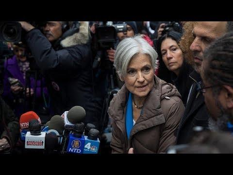 Jill Stein Denounces Probe over 'Collusion with Russians'