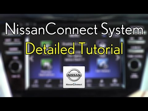 Nissan's NissanConnect 2017 Detailed Tutorial: Tech Help