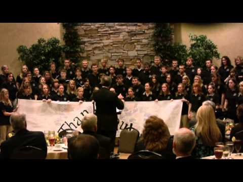 C of O Chapel Choir - A Song Of Parting
