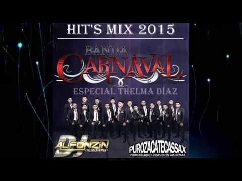 Banda Carnaval MIX 2015 - Dj Alfonzin
