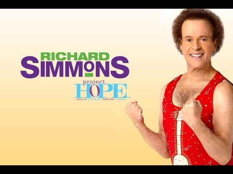 Richard Simmons Project Hope |  Tracey Kimmel Creative Director