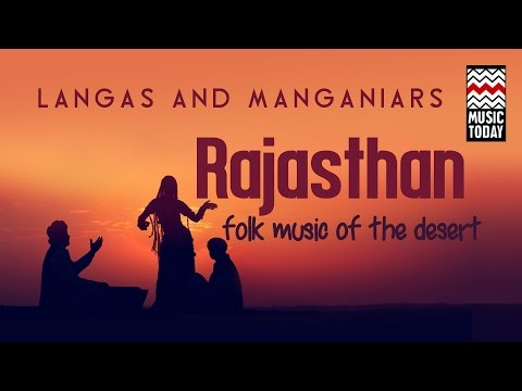 Rajasthan Folk -Music of The Desert - Langas & Manganiars | Audio Jukebox | Folk | Vocal |