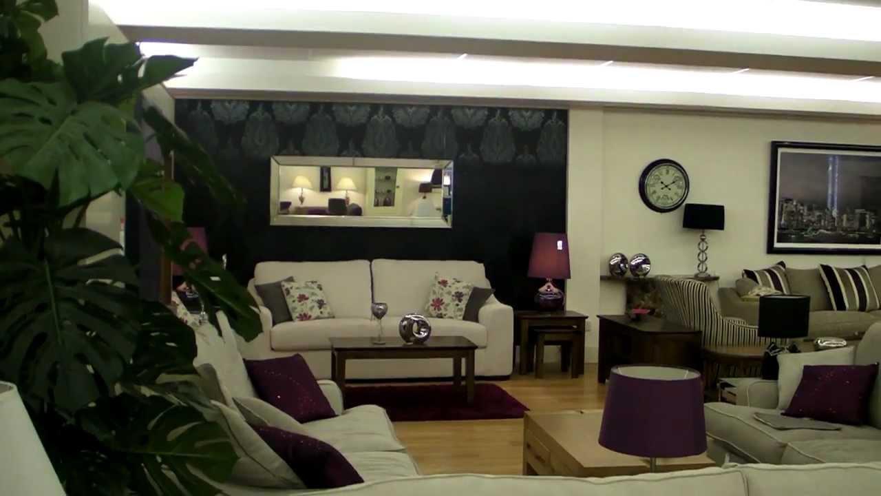 Kingsbury Furniture Store Tallaght, Dublin 24 - YouTube