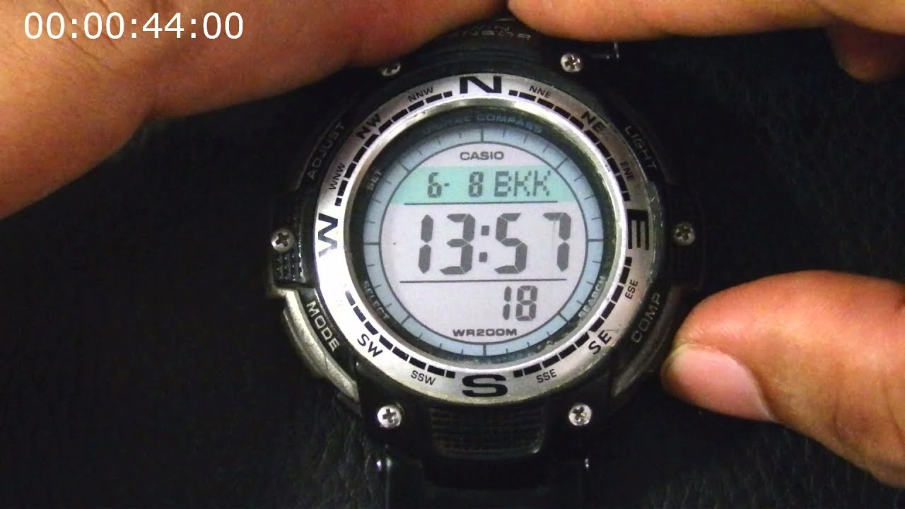 4c59aef9320 How to Set Watch