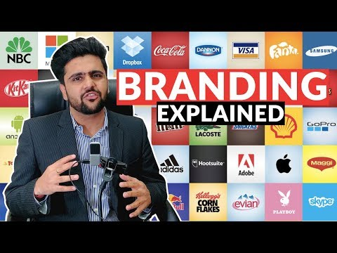 Branding Basics | Everything You Need To Know About Branding | Hindi | Marketing Basics | Marketing thumbnail