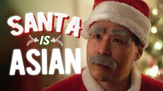 Why is Santa Asian? ft. Randall Park
